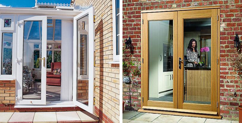 Frame Maker Upvc French Doors